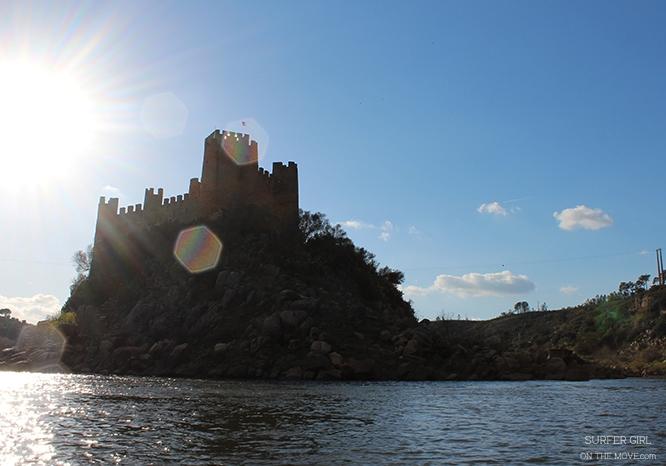 Almourol-Castelo-Exterior