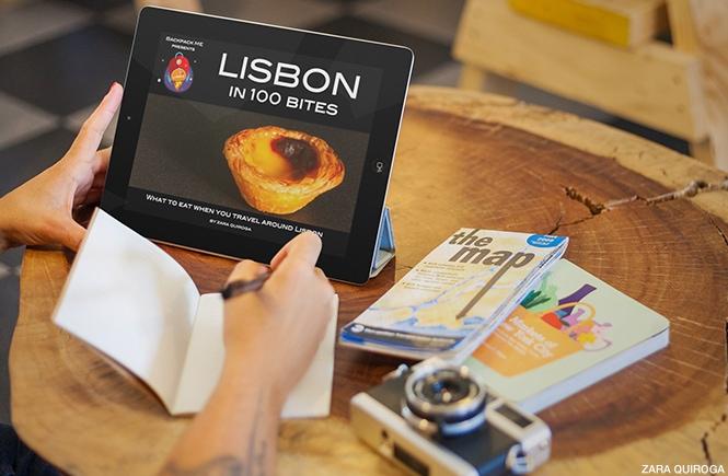 Lisbon In 100 Bites