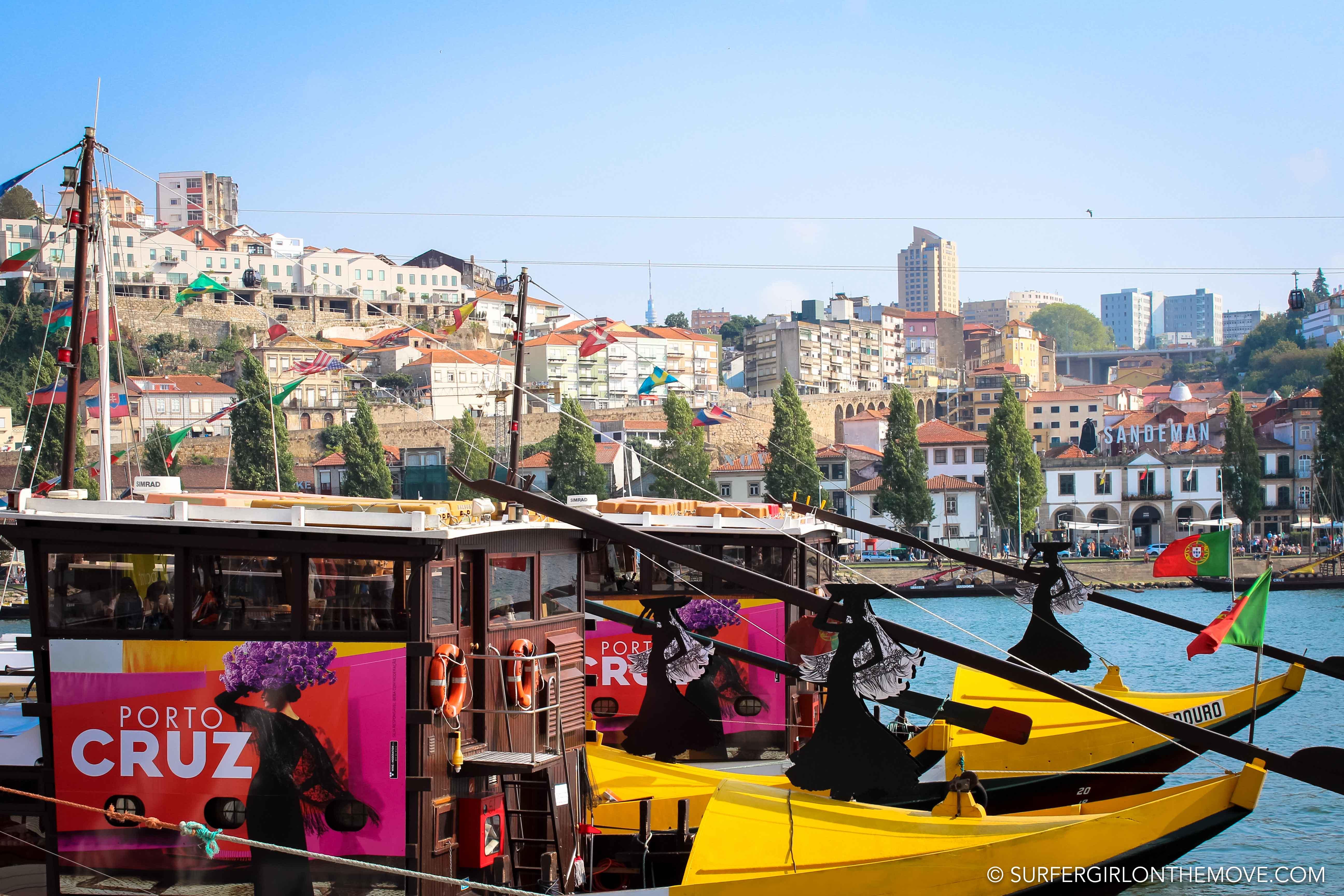 Ribeira do Porto_Oporto's Ribeira
