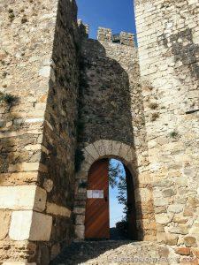 visit leiria castle