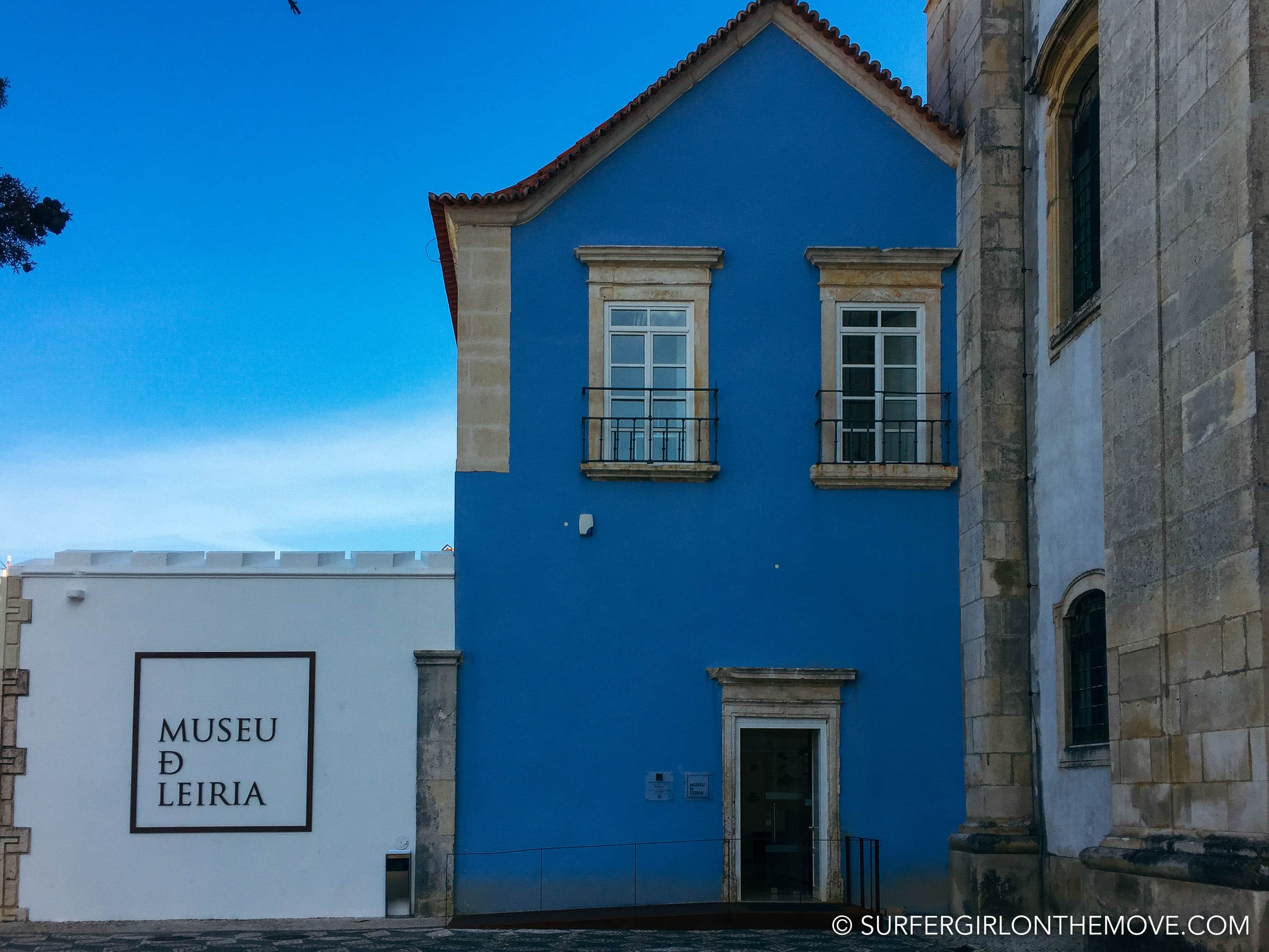 Visitar Museu Leiria