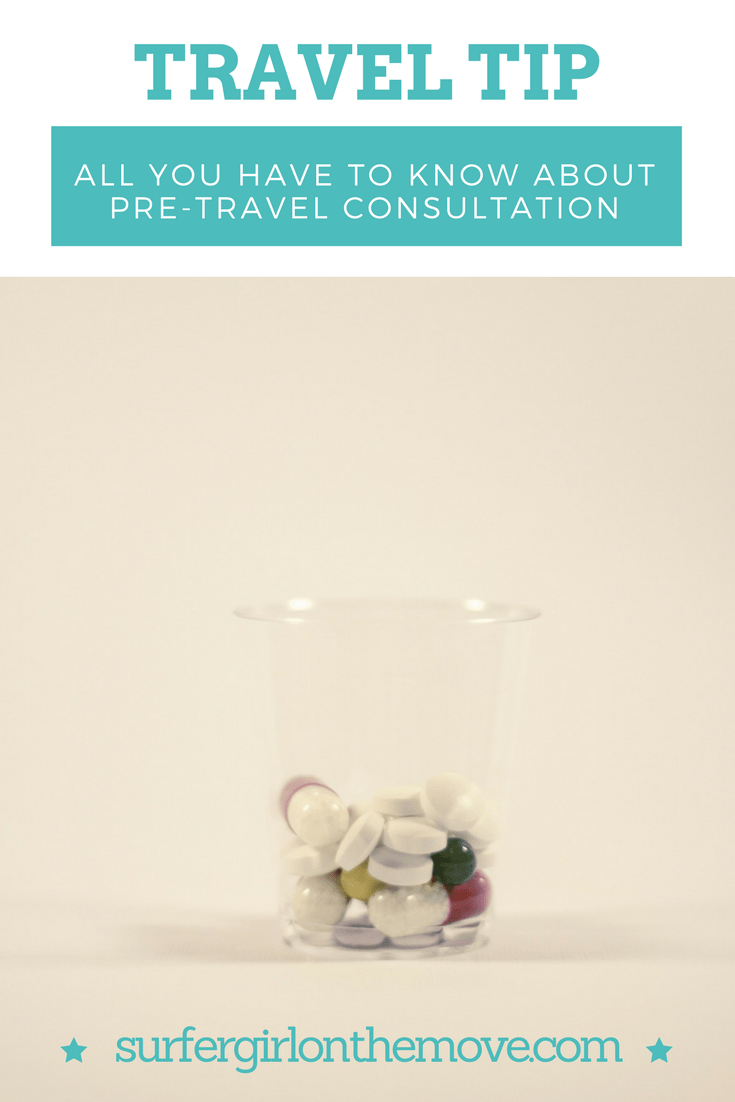 Pre Travel Consultation