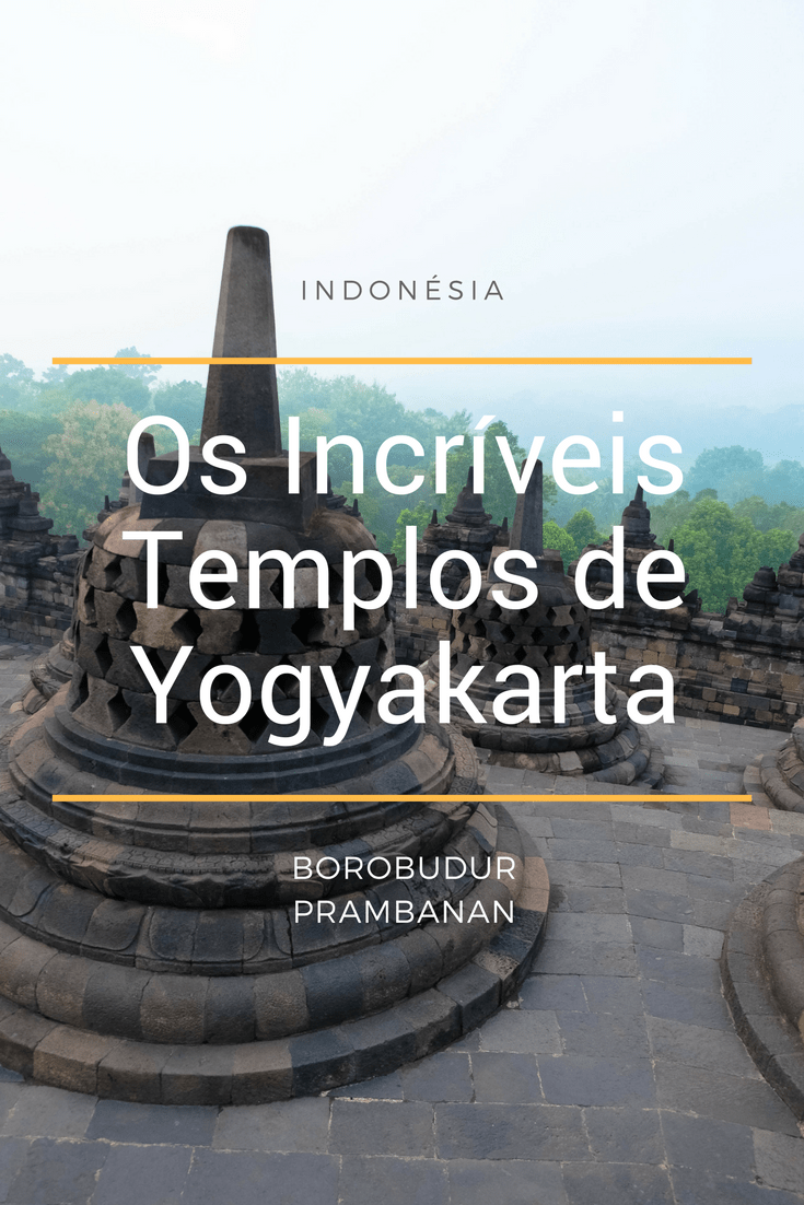 Templos de Yogyakarta