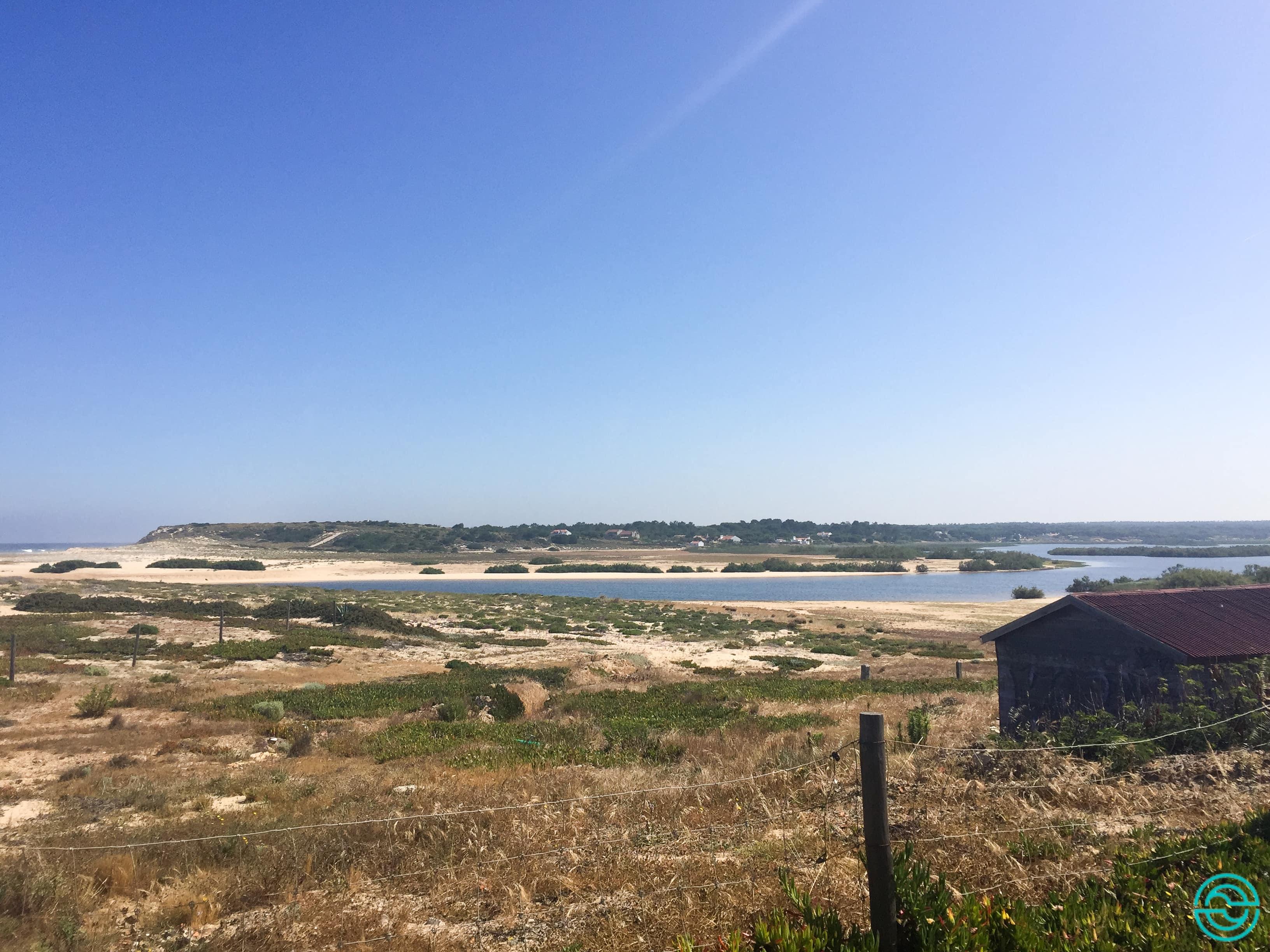 Praias no Alentejo Melides