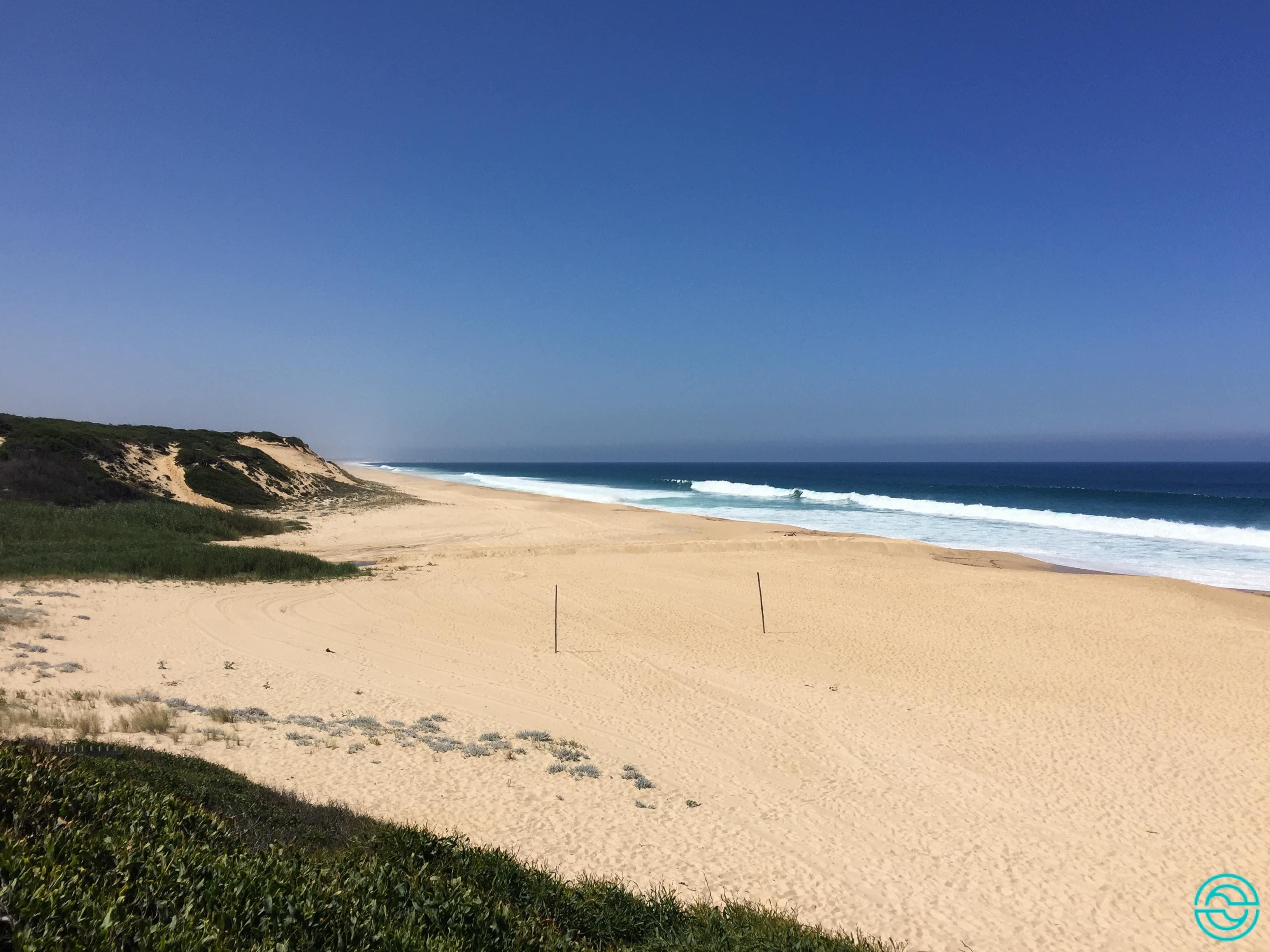 Beaches in Alentejo Aberta Nova