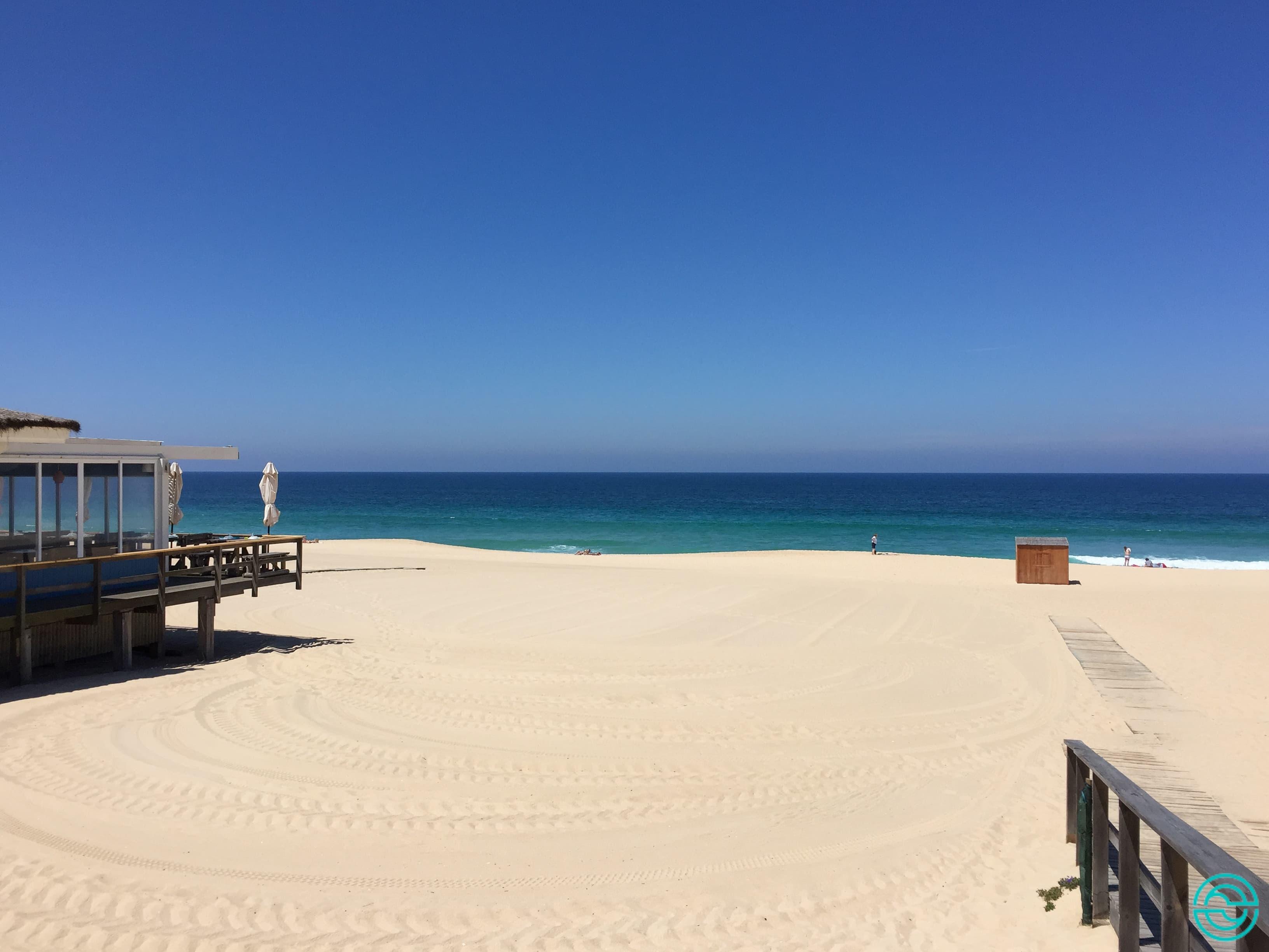 Beaches in Alentejo Carvalhal