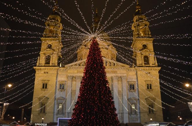 Mercado Natal Budapeste