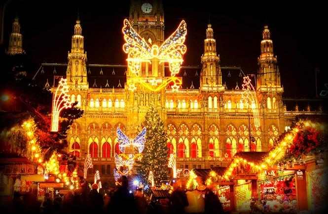 Mercado Natal Viena