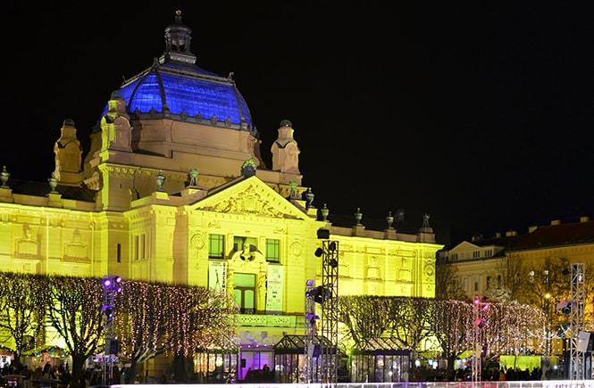 Mercado Natal Zagreb