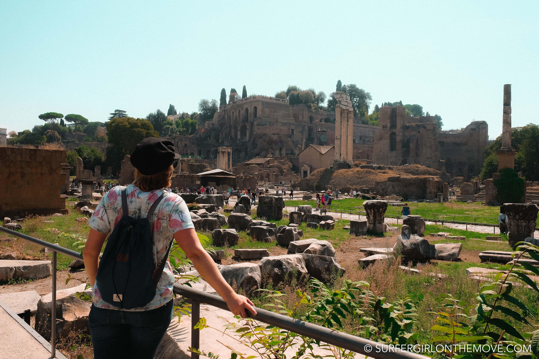 Forum Romano Roma