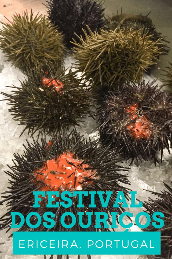 Festival Internacional do Ouriço do Mar
