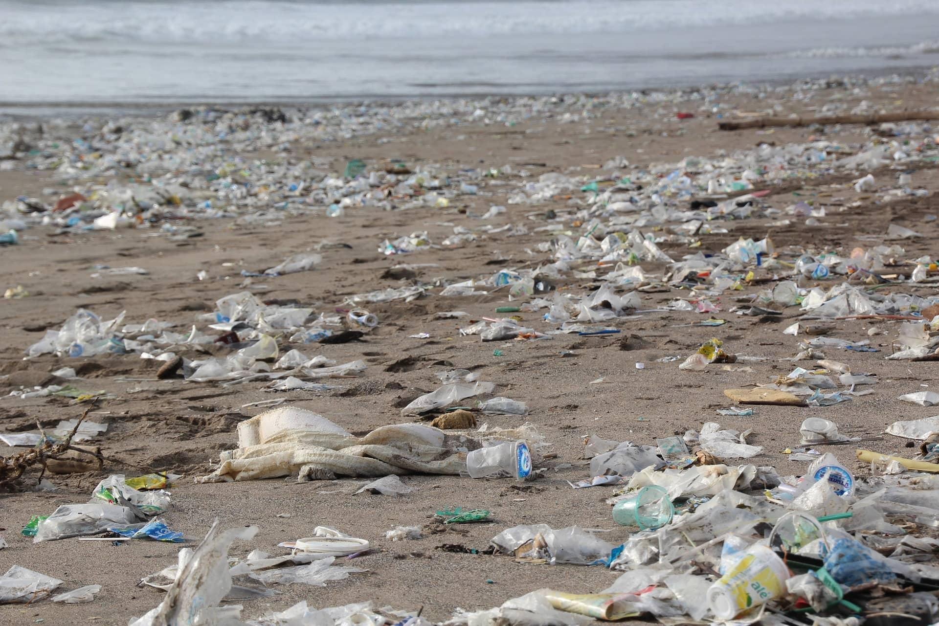 não ao plástico