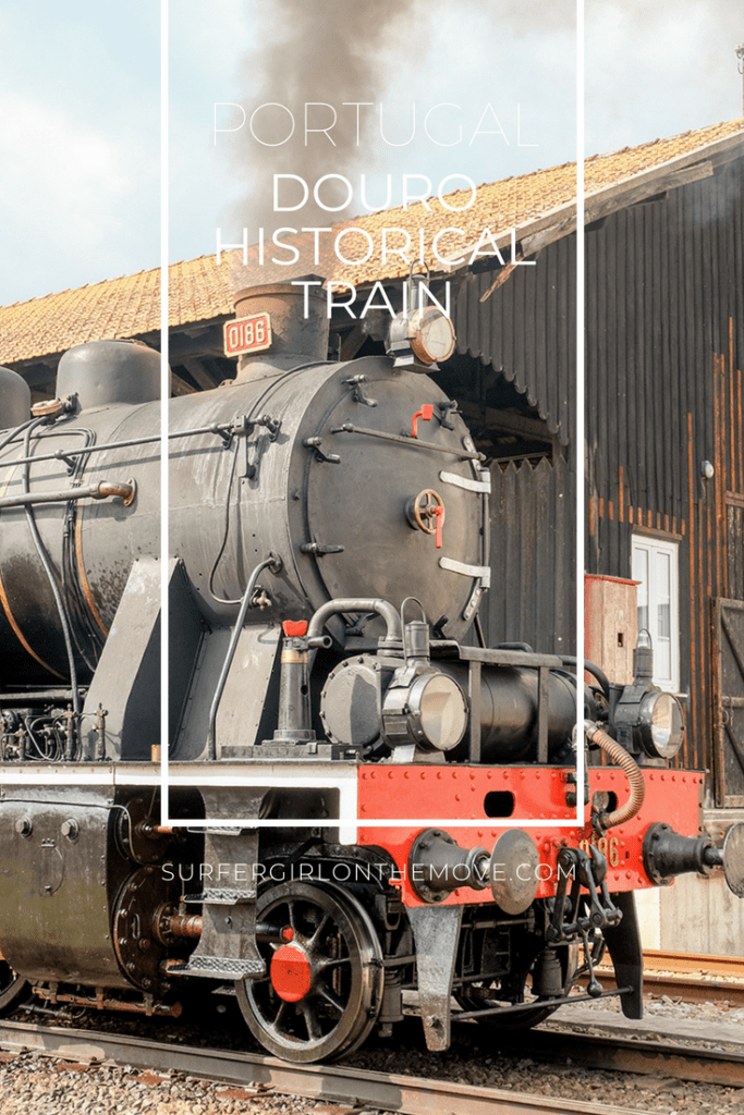 Douro Historical Train Pinterest