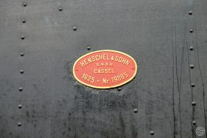 Douro Historical Train Detail