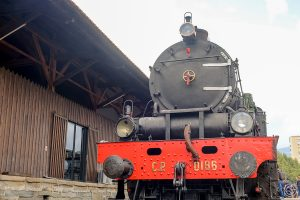 Douro Historical Train Locomotive