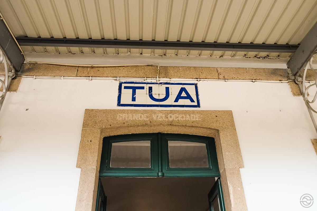 Comboio Histórico do Douro Estação Tua
