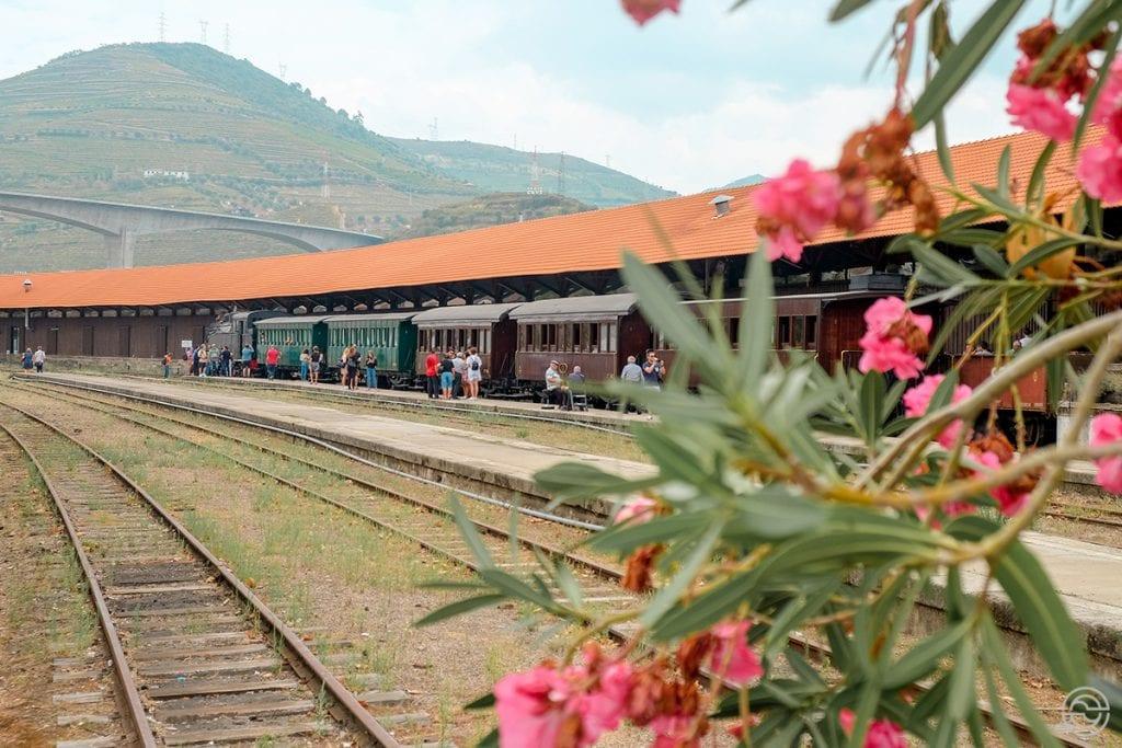 Estação da Régua Comboio Histórico do Douro
