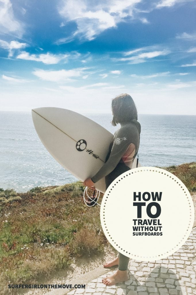 Awayco Surfboards Surfer Girl On The Move Pinterest