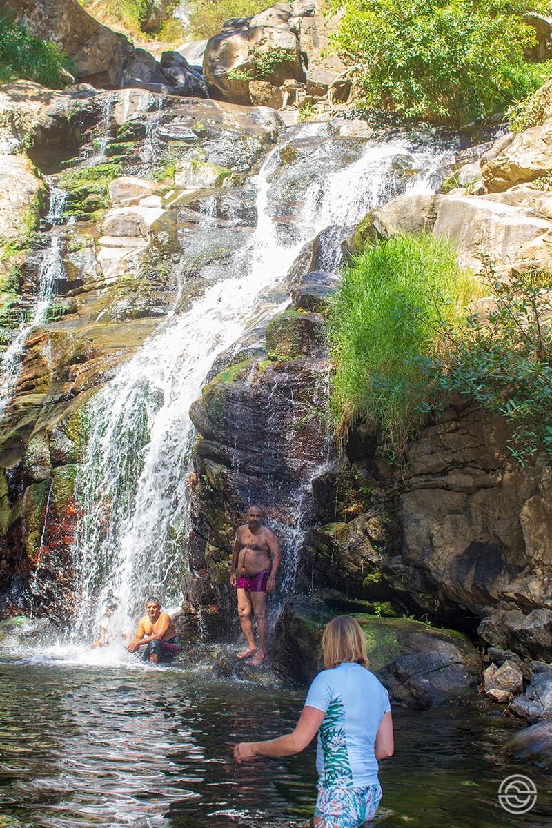 ravana waterfalls sri lanka