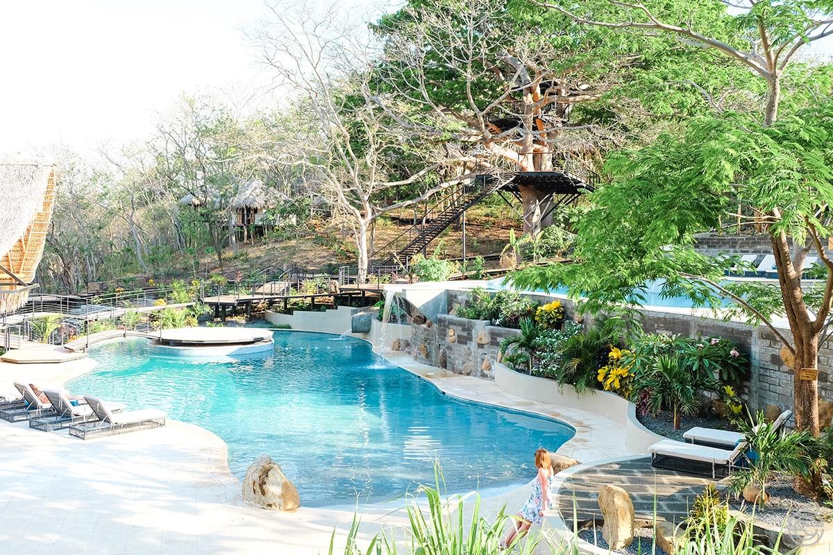 TreeCasa Swimming pool