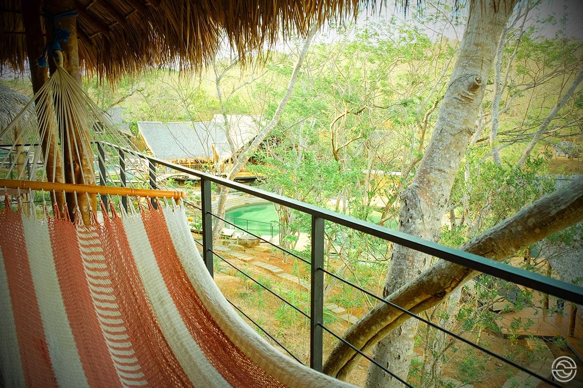 Quarto Cabana do TreeCasa