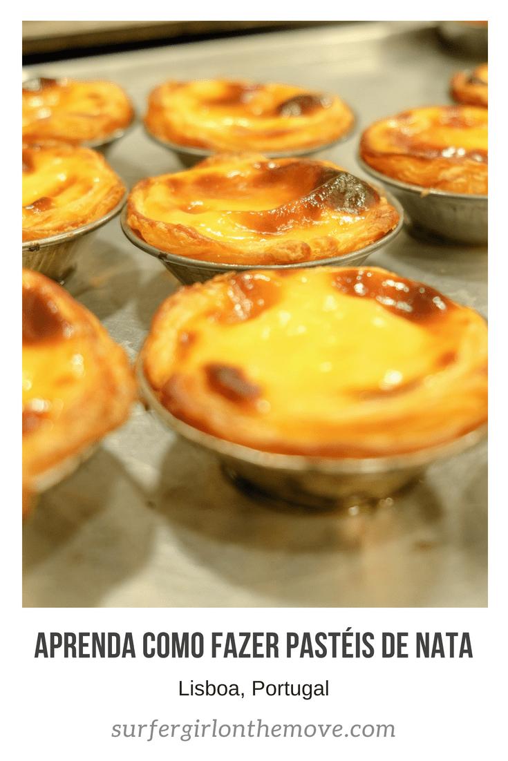 Pinterest Como Fazer Pastéis de Nata