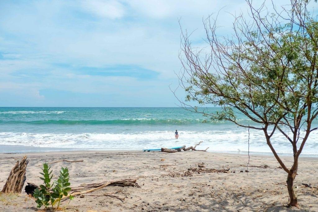Praia da Nicaragua