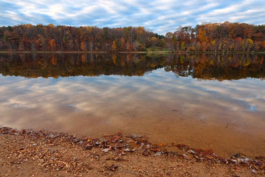 Seneca Creek State Park, Maryland, EUA