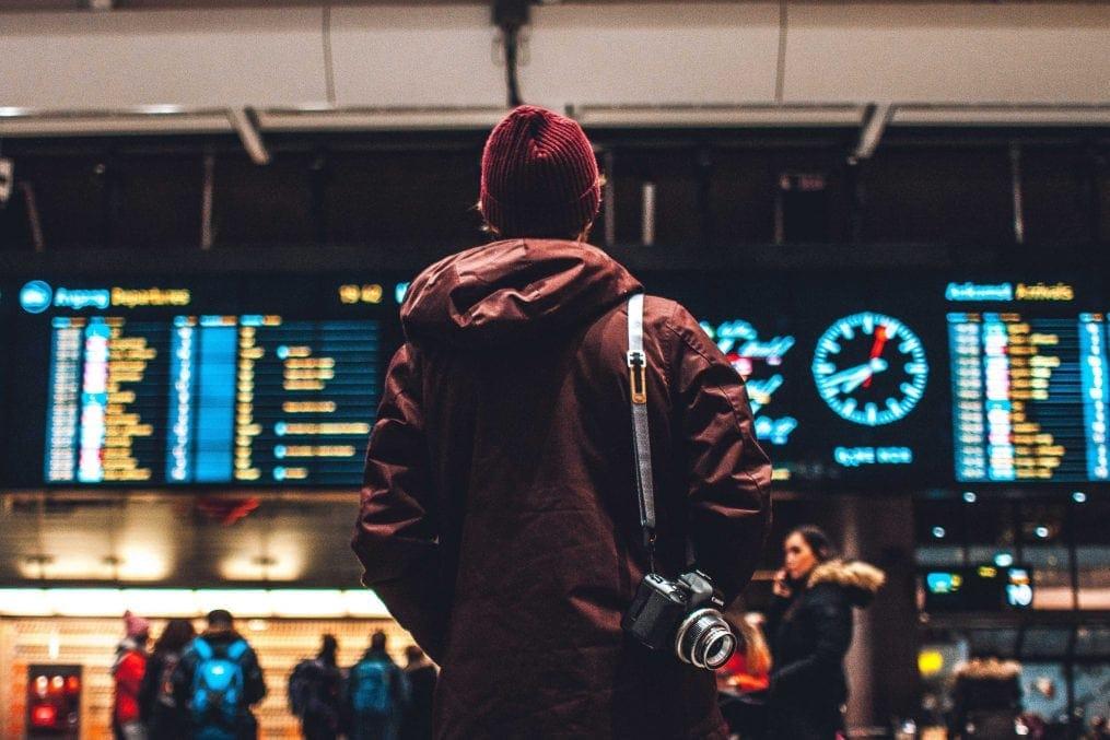 dica de viagem melhor hora para voar travel tip best time to fly