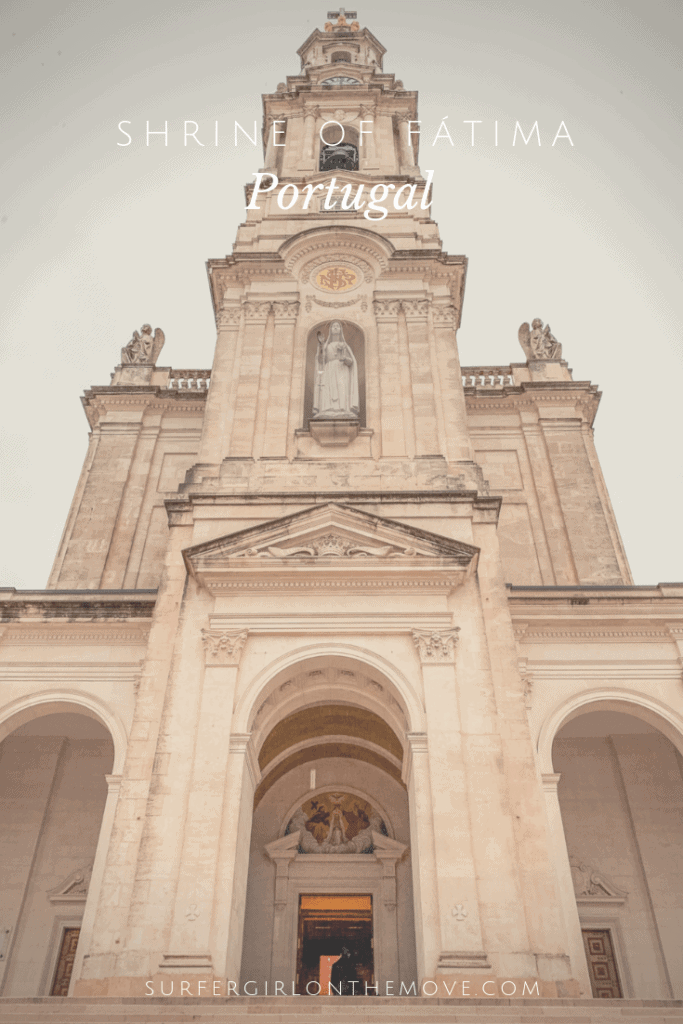 It's one of the most important Christian temples in the world and is located in Portugal. This Christmas, enjoy the holiday spirit and go visit the Shrine of Fatima.