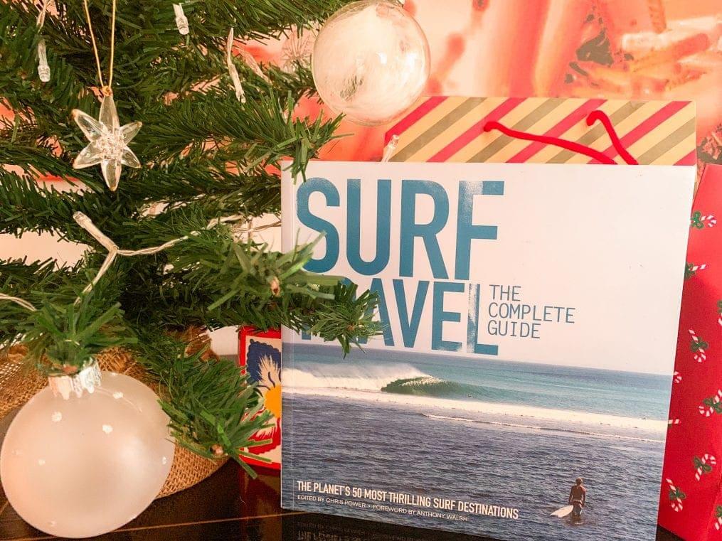 Prendas de Natal para Surfistas Viajantes