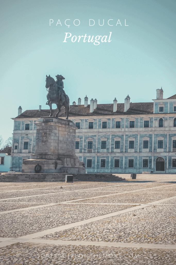 Faça uma paragem em Vila Viçosa para conhecer o Paço Ducal, um dos palácios monumentais de Portugal.