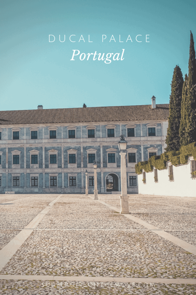 Make a pitstop in Vila Viçosa to visit the Ducal Palace, one of the royal palaces of Portugal.