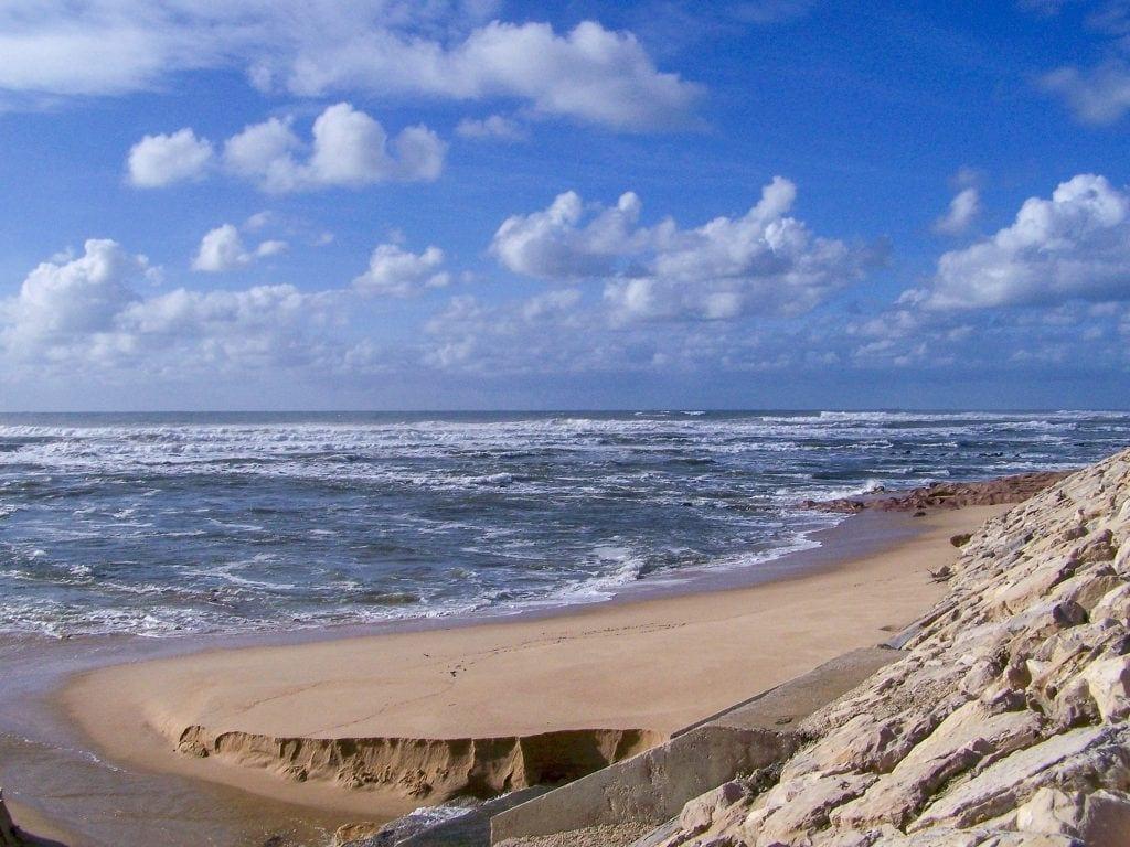Praia de Buarcos Beach