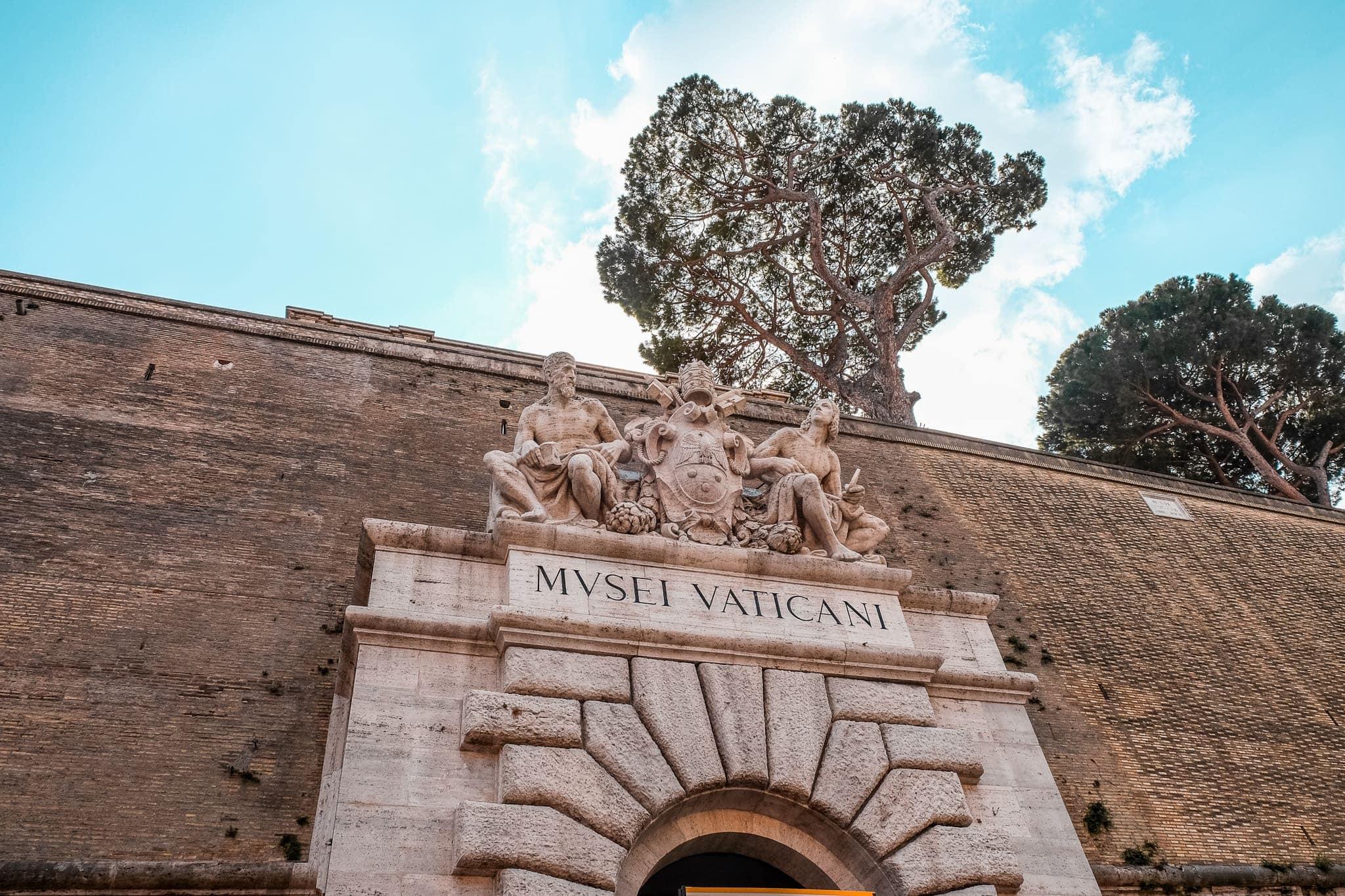 Vatican Museums Museus do Vaticano entrada