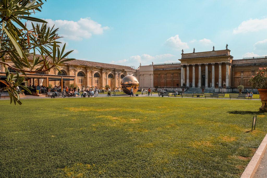 Cortile della Pigna Museus do Vaticano