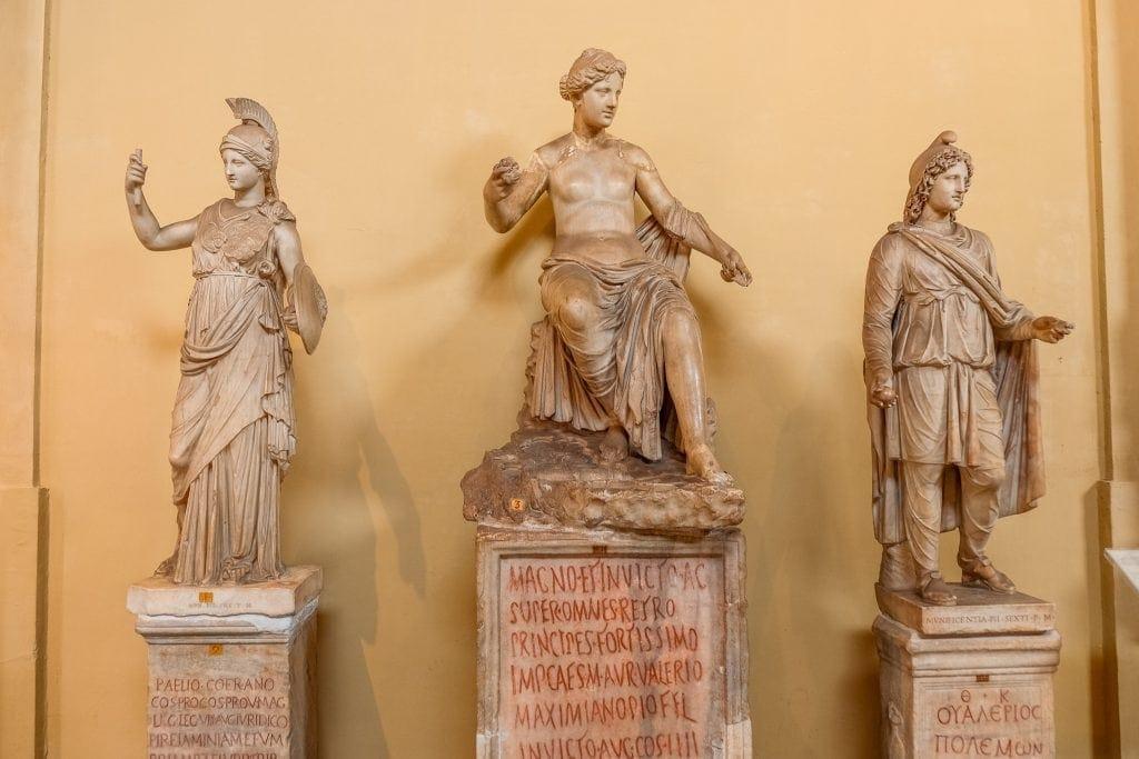 Museo Chiaramonti Museus do Vaticano