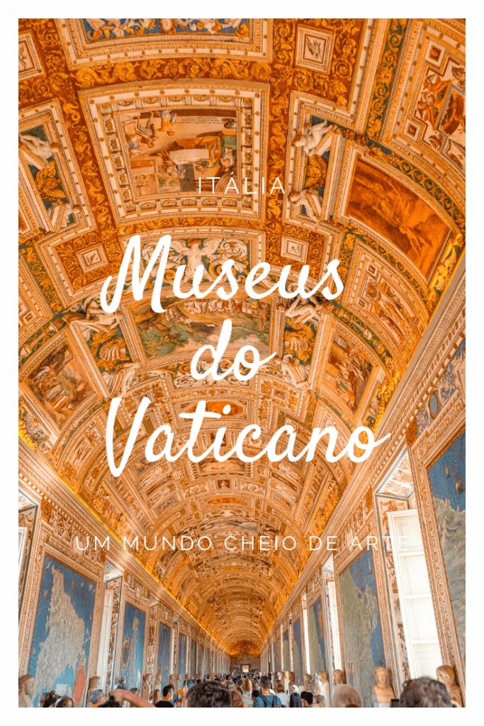 Passear por entre milhares de obras de arte, deambular de nariz no ar e queixo caído e encher o espírito de cultura e história que não tem fim. Uma ida a Roma não está completa sem uma visita aos Museus do Vaticano.