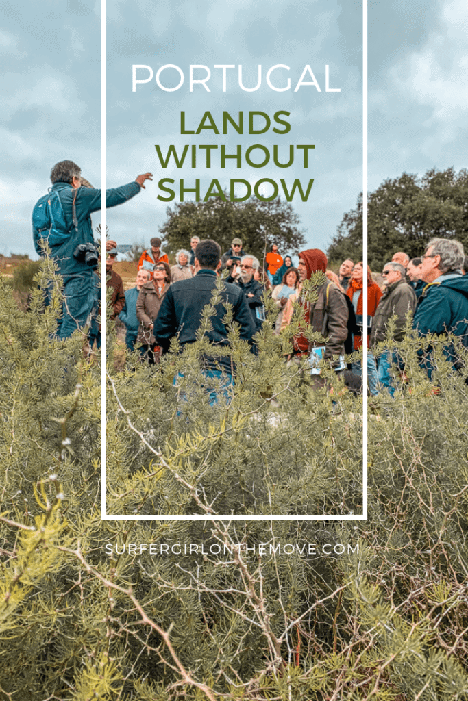 Knowing one of Alentejo's best bread, listening to music in a church and feeling nature up close in the banks of the Guadiana River was the challenge launched by the Lands Without Shadow festival. An experience full of traditions and stories told by the people of Vidigueira.