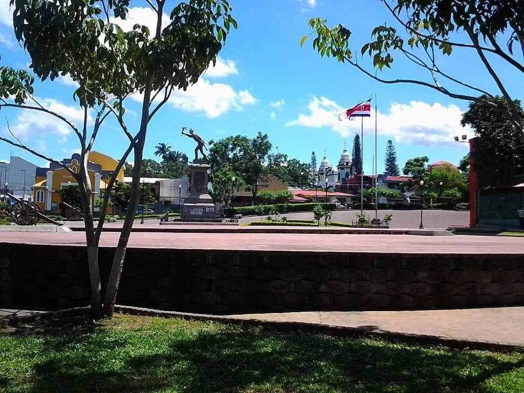 Parque Juan Santamaría Costa Rica