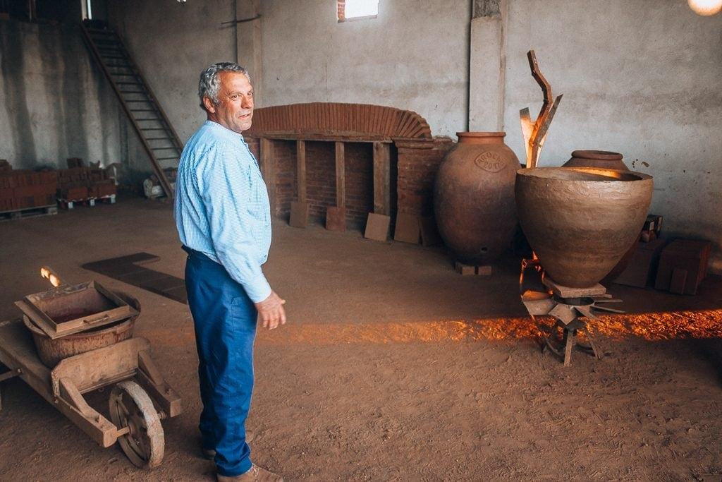 Construtor de Talhas Amphoras