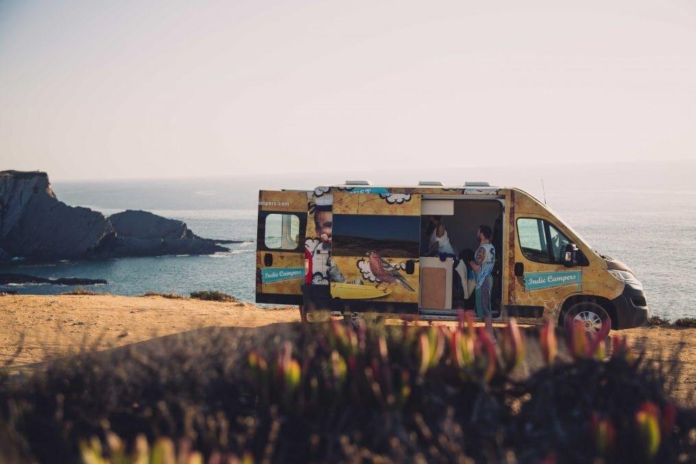 autocaravana Indie campers campervan