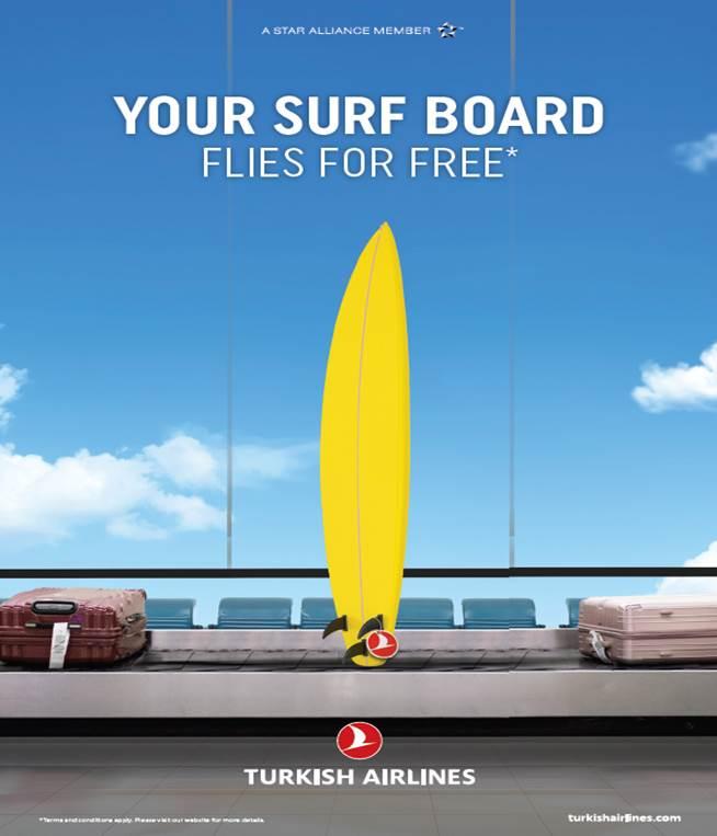 Promoção Turkish Airlines