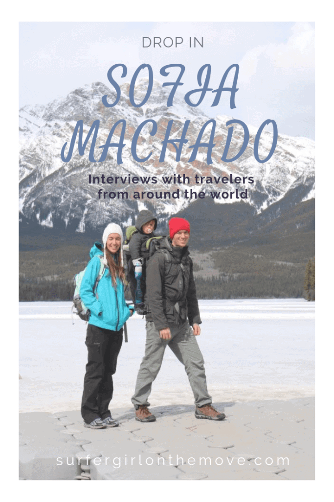 Meet Sofia Machado, author of the travel blog Sofia In Australia.