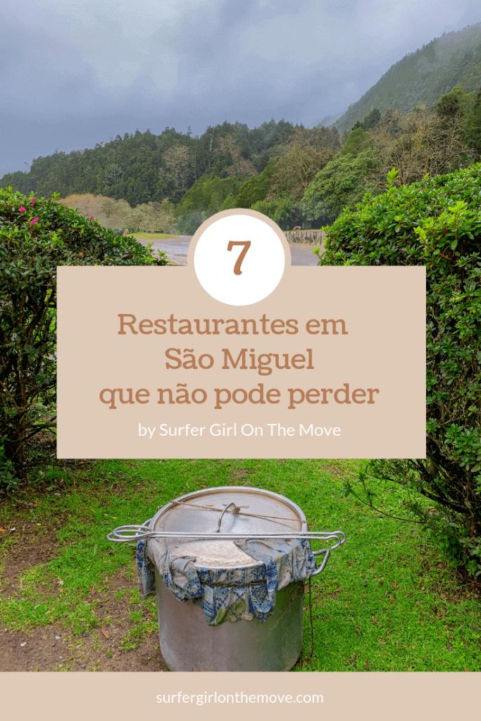 Numa terra onde o gado pasta livremente e o mar é rico em peixe só podia haver boa gastronomia. Descubra os restaurantes em São Miguel que não pode perder numa visita aos Açores.