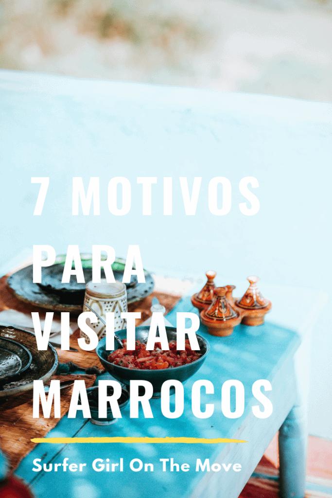 Da arquitectura à gastronomia, passando pelo artesanato, o que não faltam são bons motivos para visitar Marrocos.
