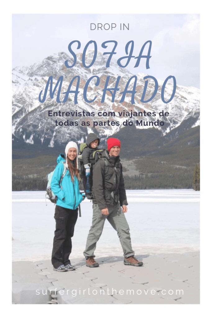 Conheçam Sofia Machado, autora do blog de viagens Sofia na Austrália.