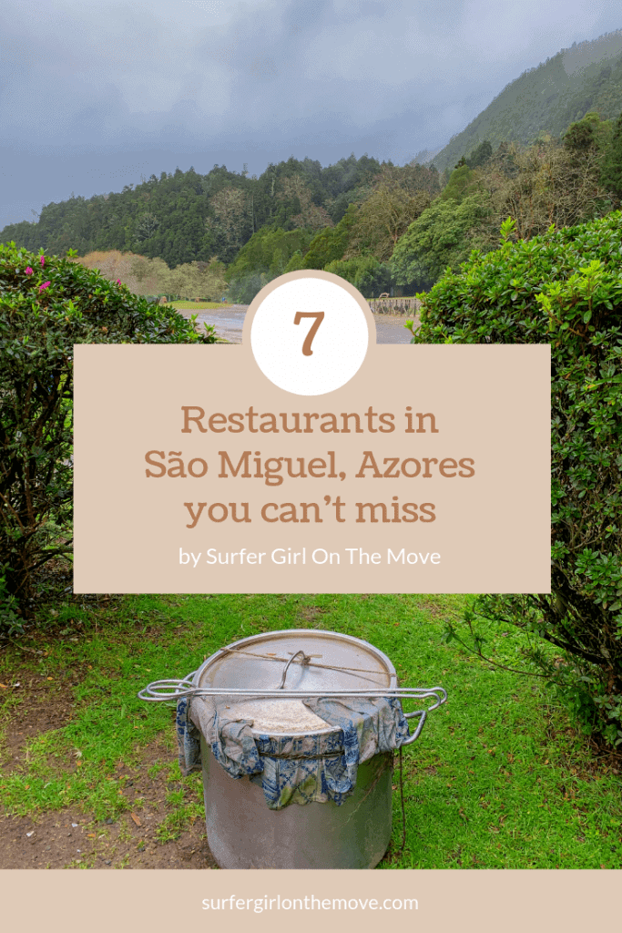 In a land where the cattle runs free, and the sea is rich with fish there could only be good food. Discover these must-see restaurants in São Miguel.