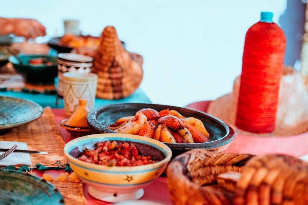 Comida Marrocos Morocco Food