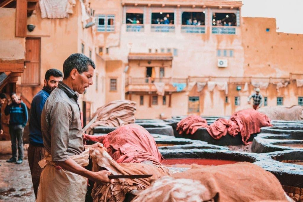 Marrocos Fez Morroco